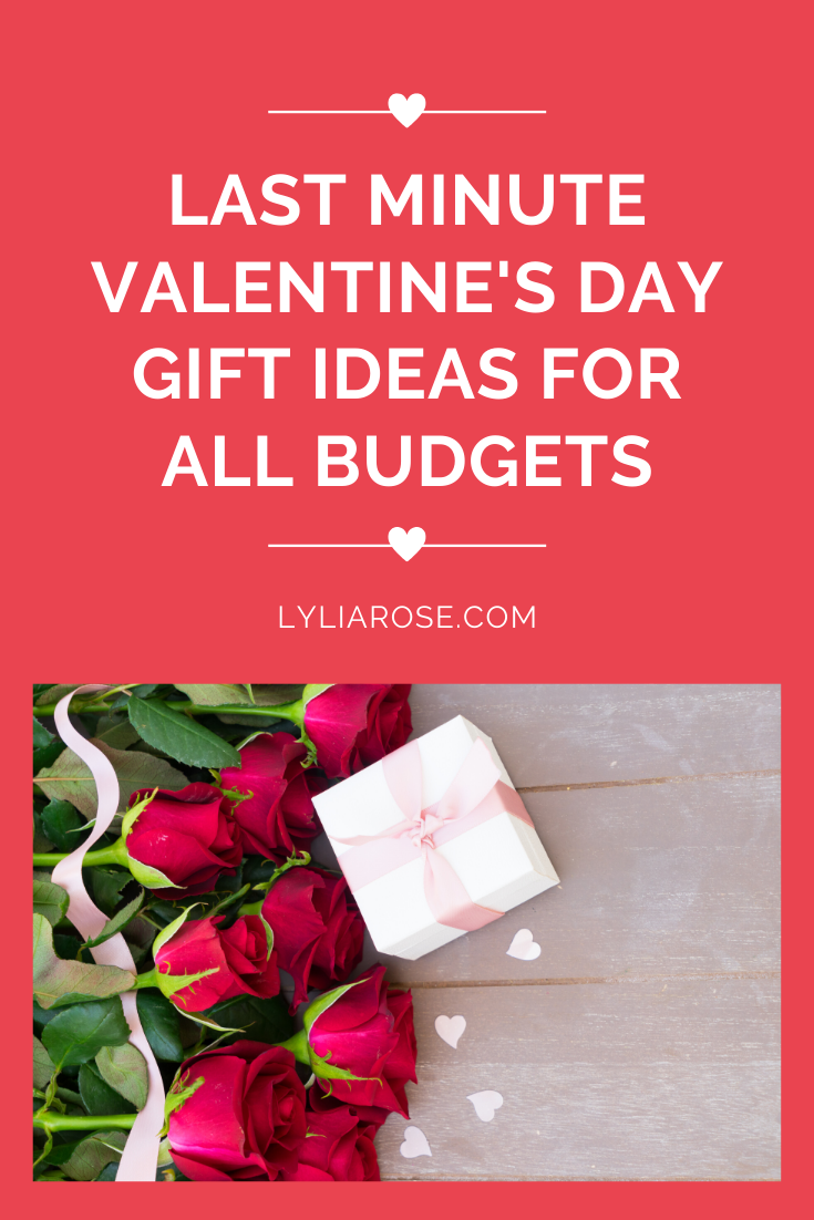 Last minute Valentines Day gift ideas for all budgets (1)