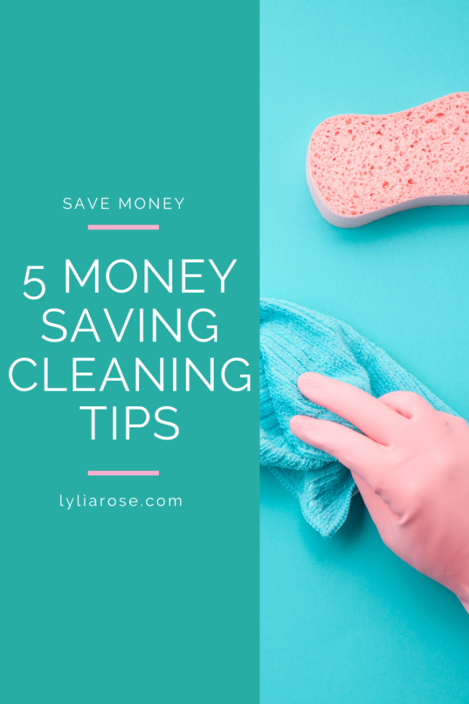 5 money saving tips to cut household cleaning costs (1)