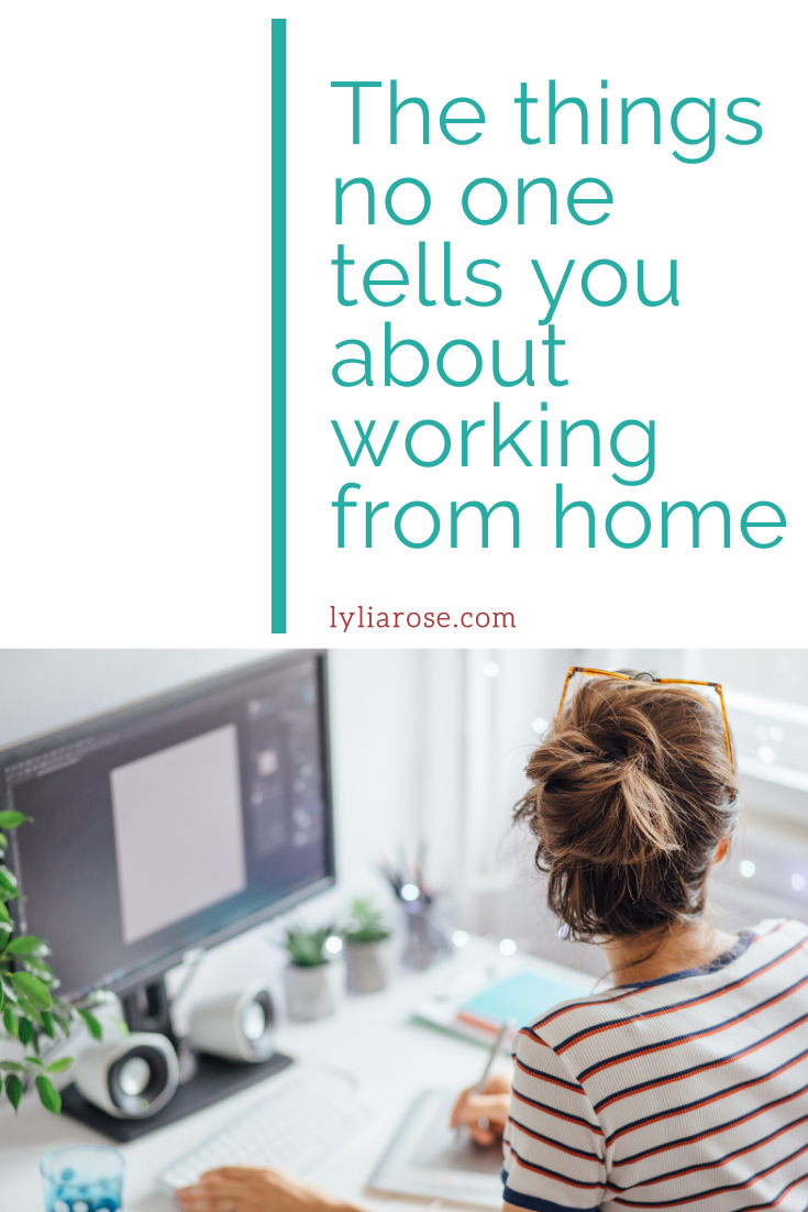 The things no one tells you about working from home (1)