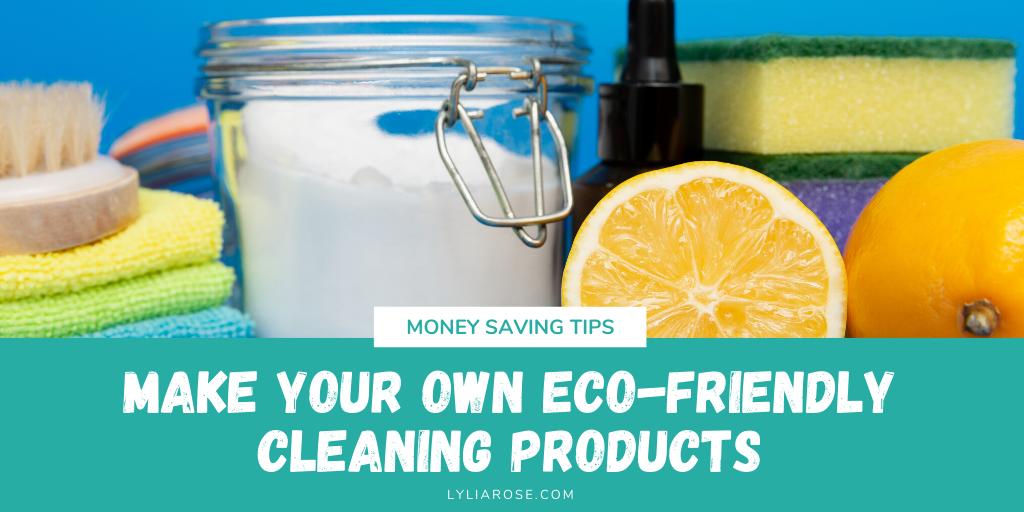 Save money by making your own eco-friendly cleaning products (1)