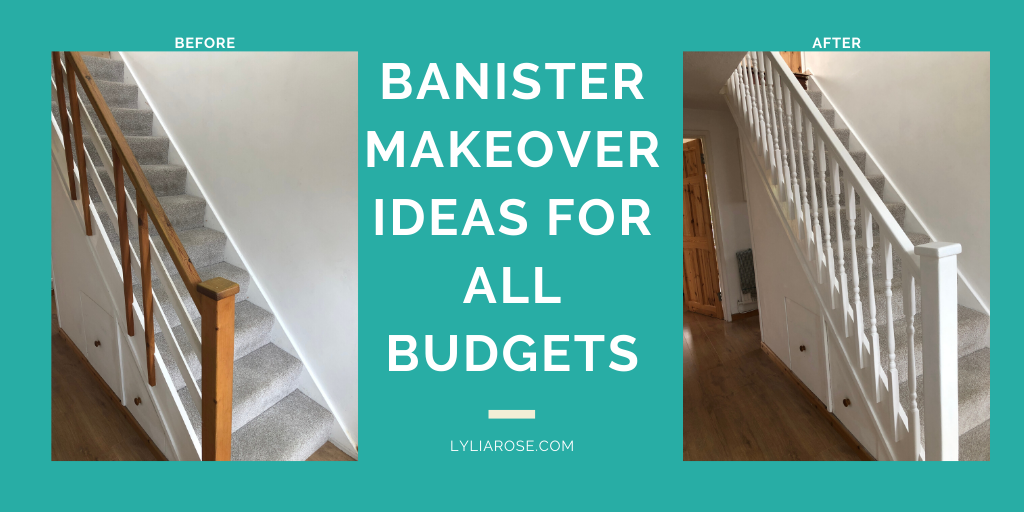 Banister makeover ideas for all budgets (2)