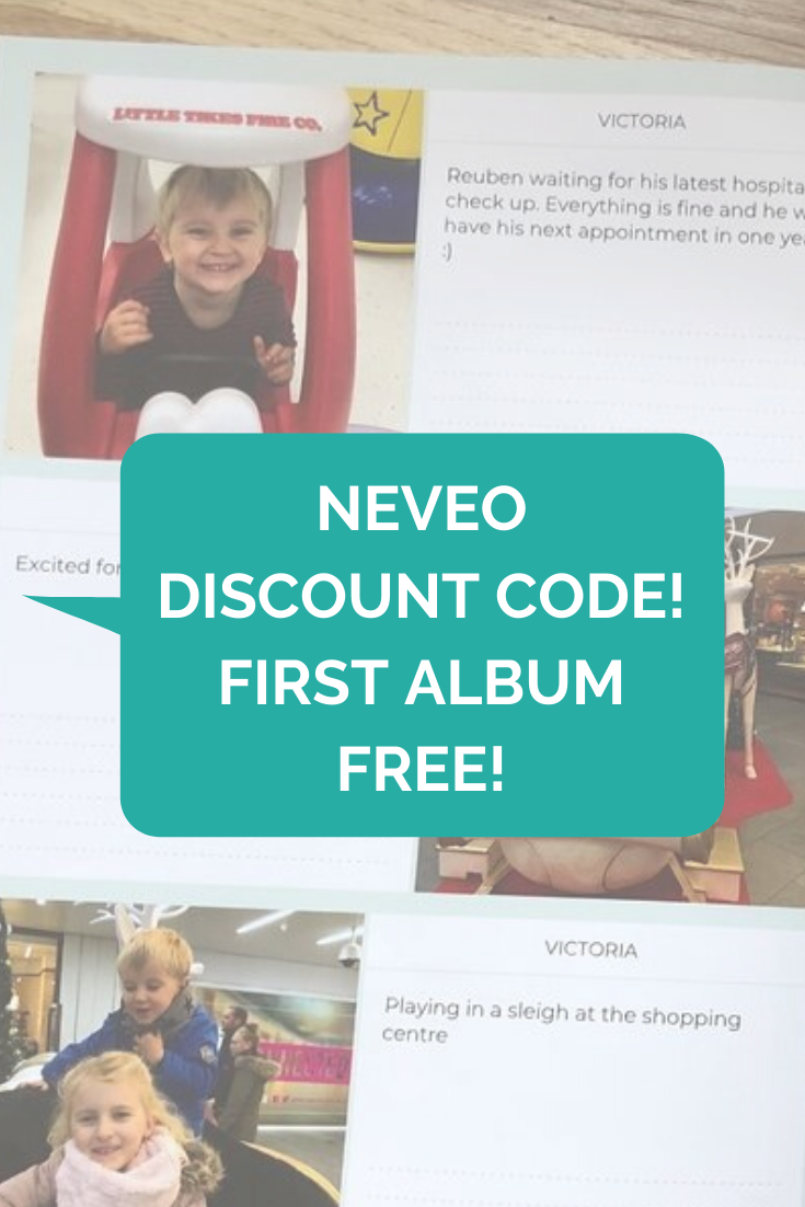 Neveo discount code! first album free!
