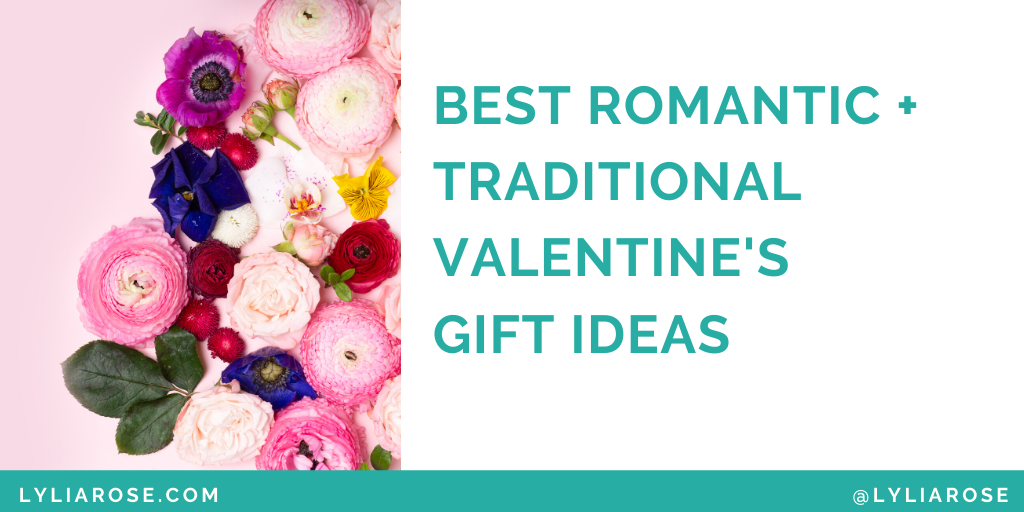 Best romantic traditional Valentines gift ideas