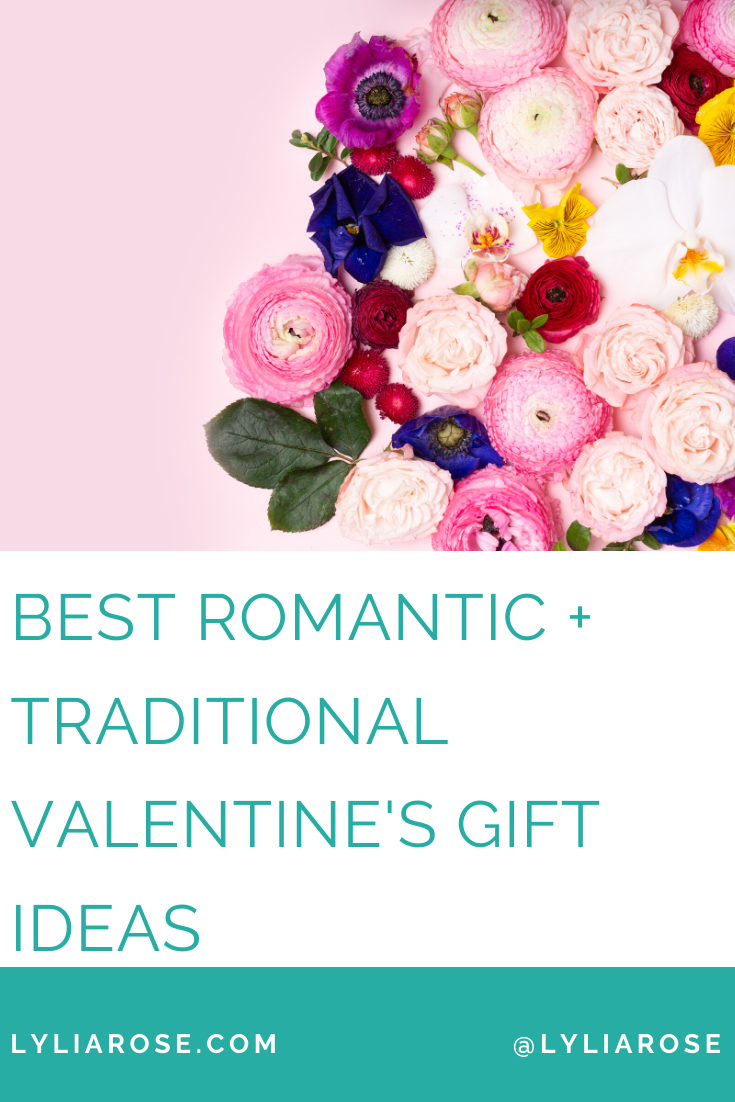 Best romantic traditional Valentines gift ideas (1)
