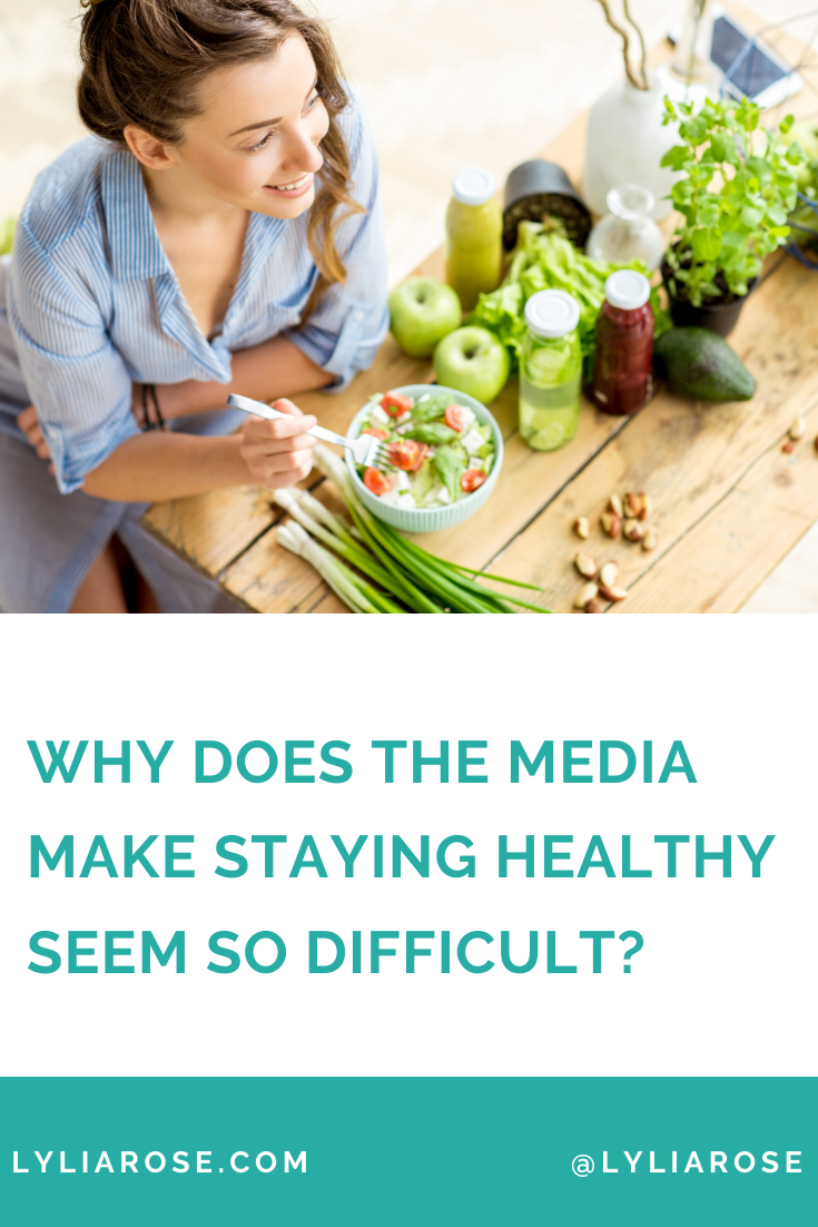 Why does the media make staying healthy seem so difficult_ (1)
