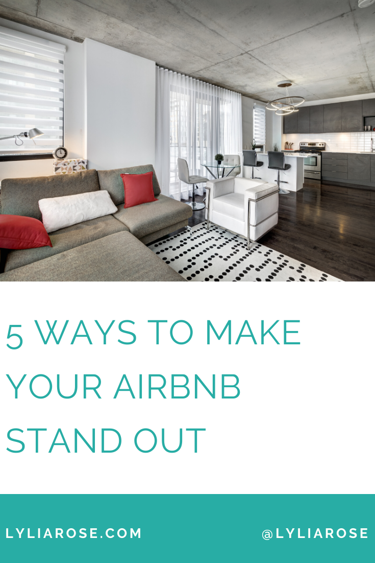 5 ways to make your Airbnb stand out (1)