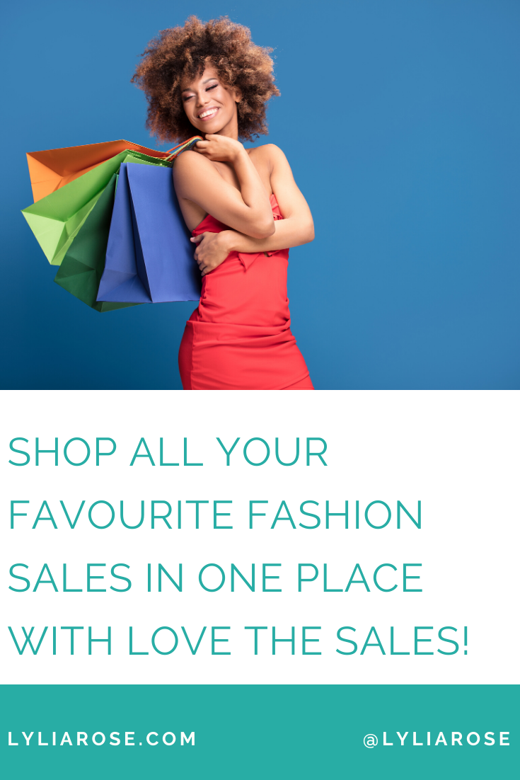 Shop all your favourite fashion sales in one place with Love the Sales!
