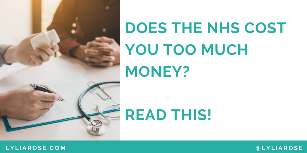 Does the NHS cost you too much money_ Read this! (1)