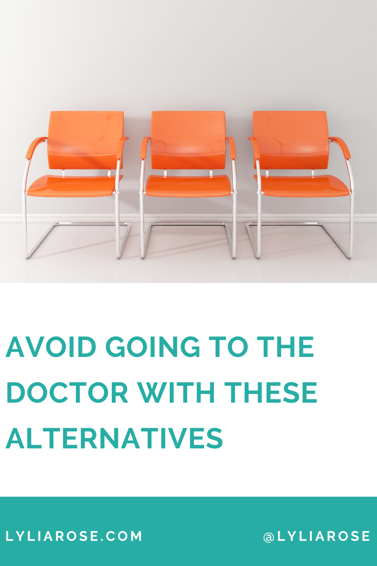 Avoid going to the doctor with these alternatives (1)