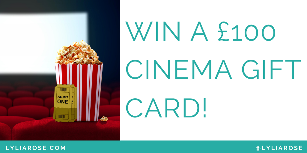 Giveaway to win a £100 cinema gift card (1)