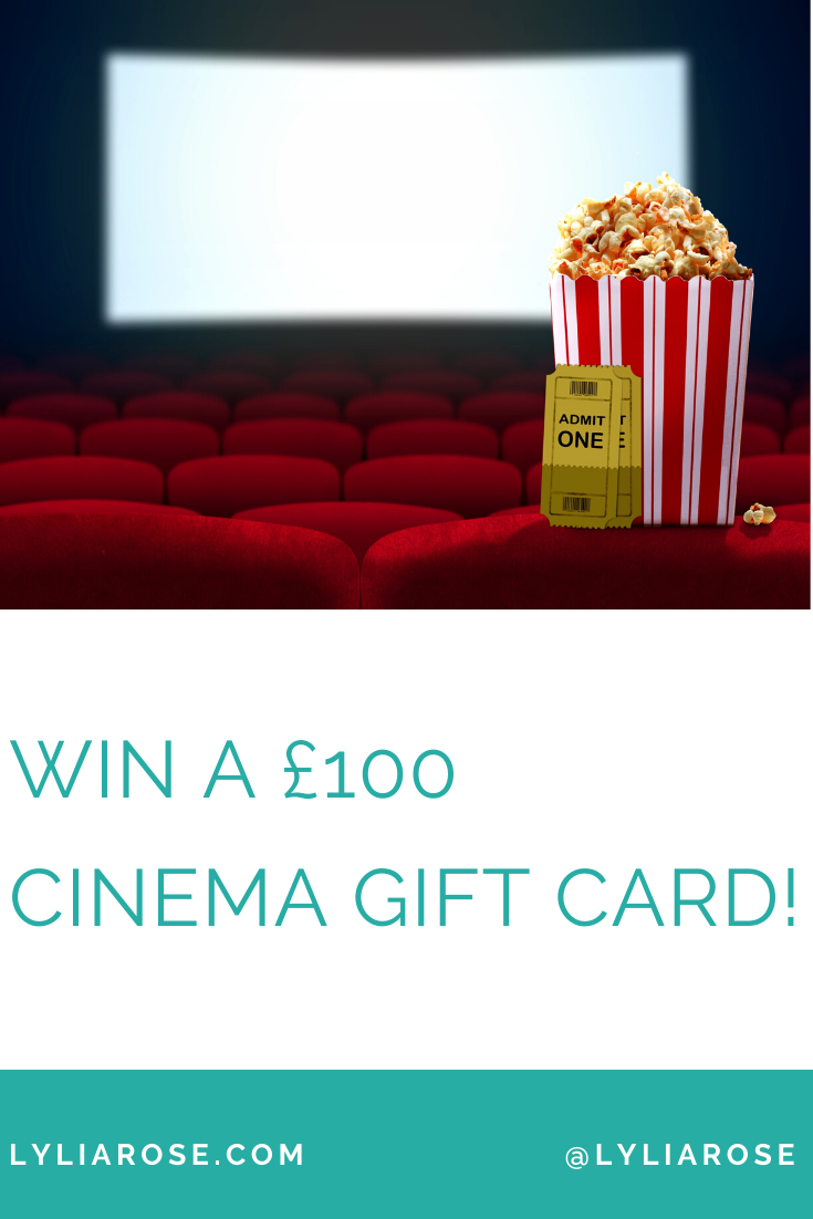 Giveaway to win a £100 cinema gift card (2)