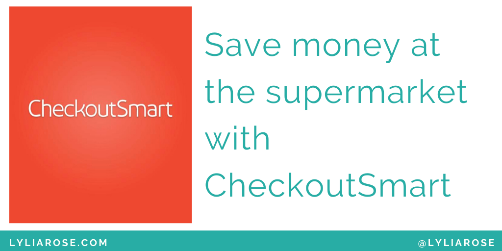 Save money at the supermarket with CheckoutSmart