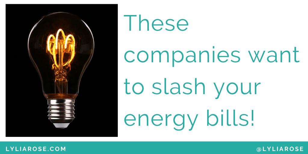 These companies want to slash your energy bills!