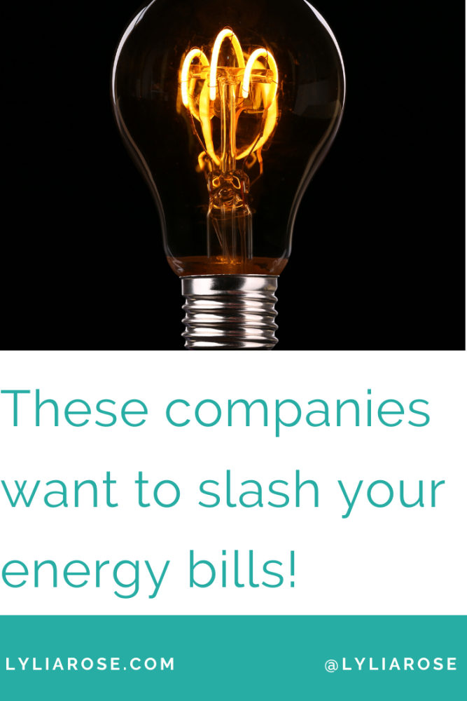These companies want to cut your energy bills!