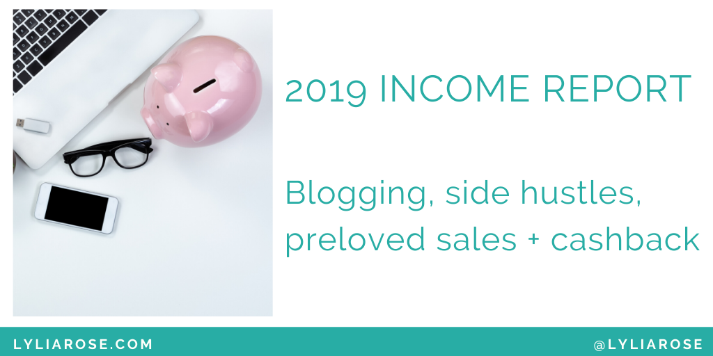 2019 annual income report_ blogging, online side hustles, eBay preloved sa
