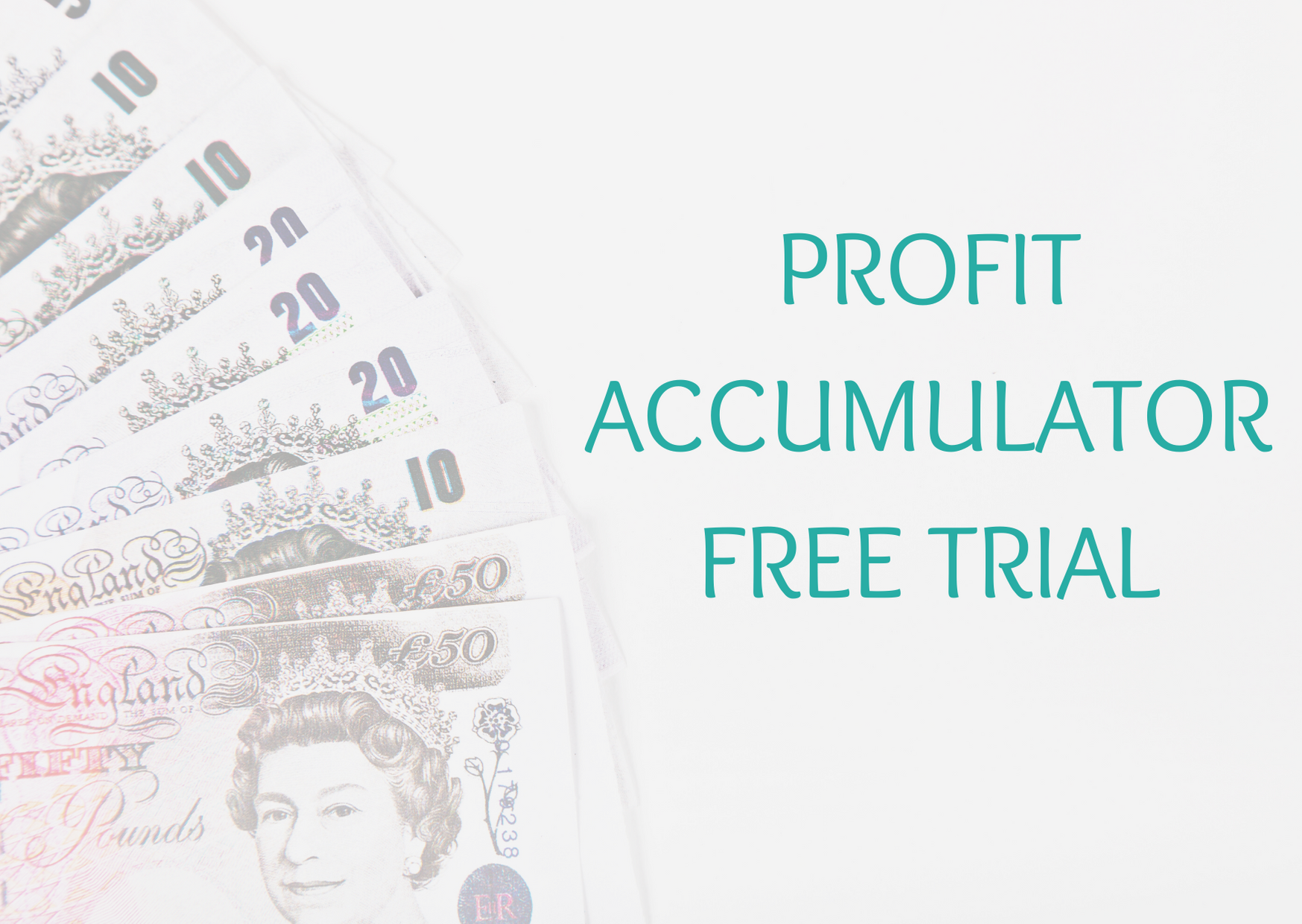 Try matched betting with a Profit Accumulator free trial