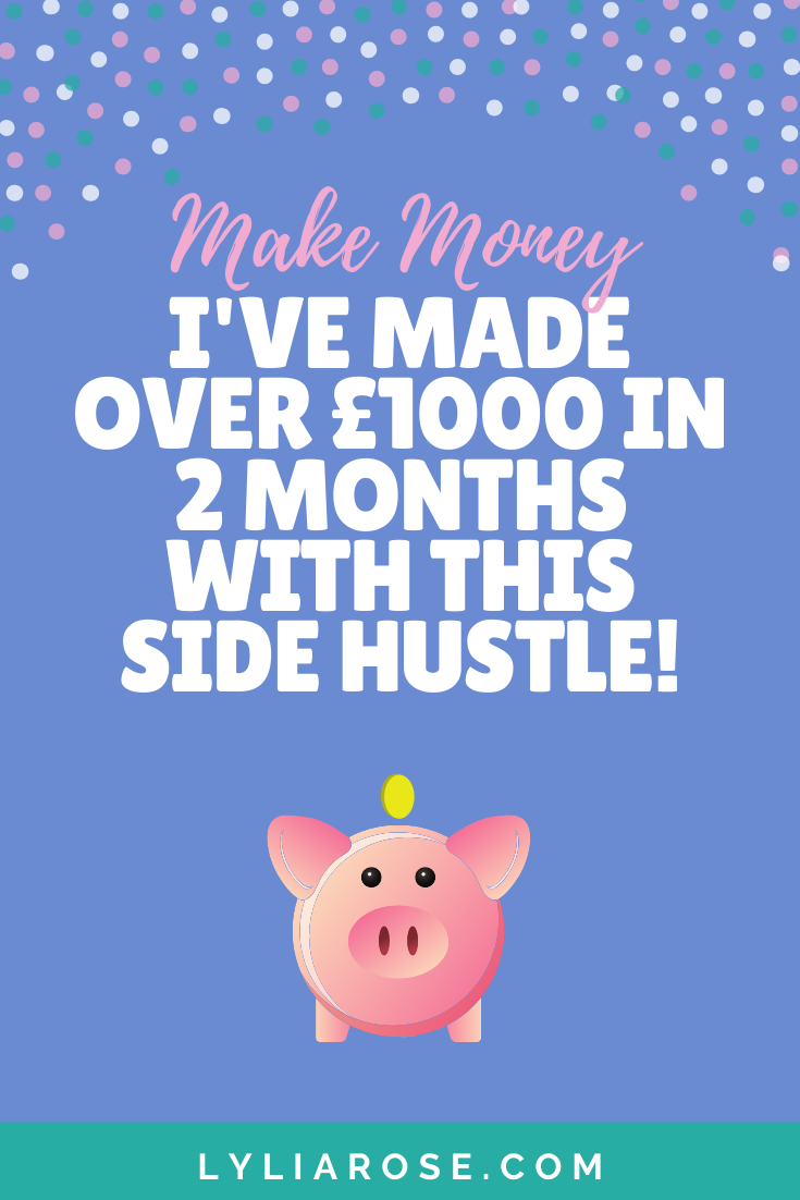 Matched Betting Blog Diary