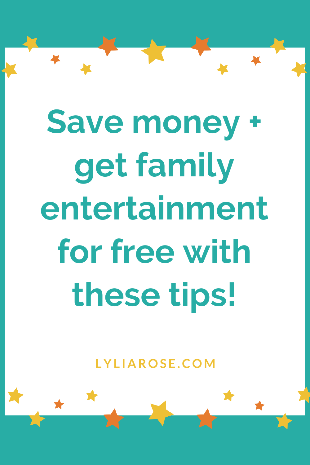 How to save money or get entertainment for free (1)