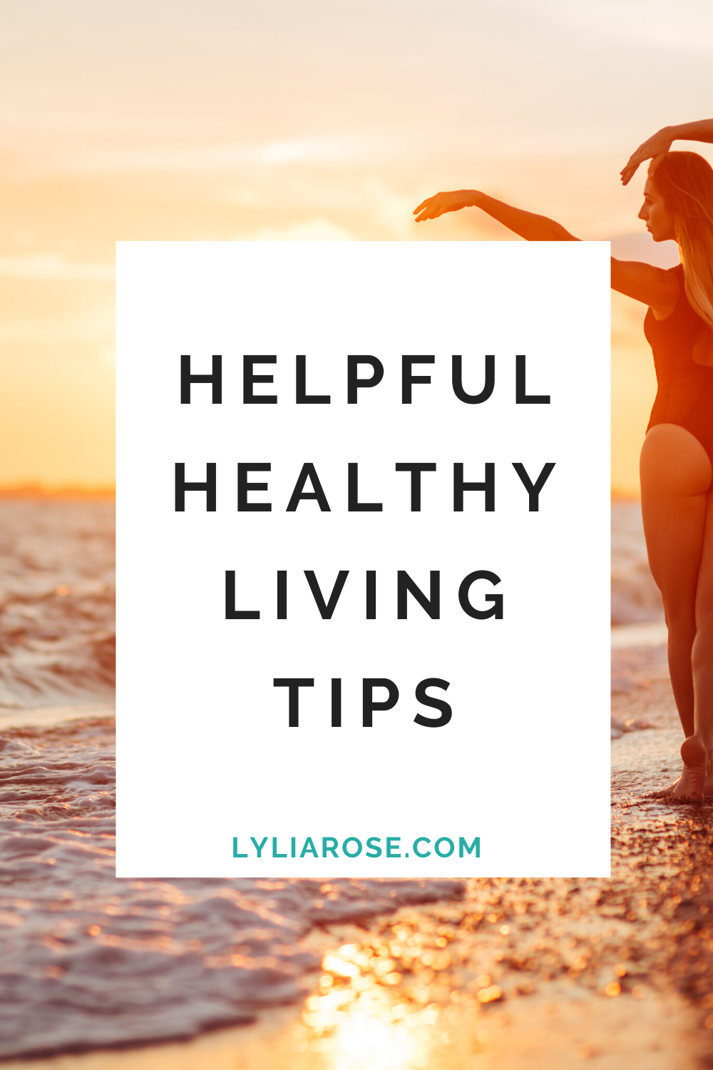 Helpful healthy living tips (1)
