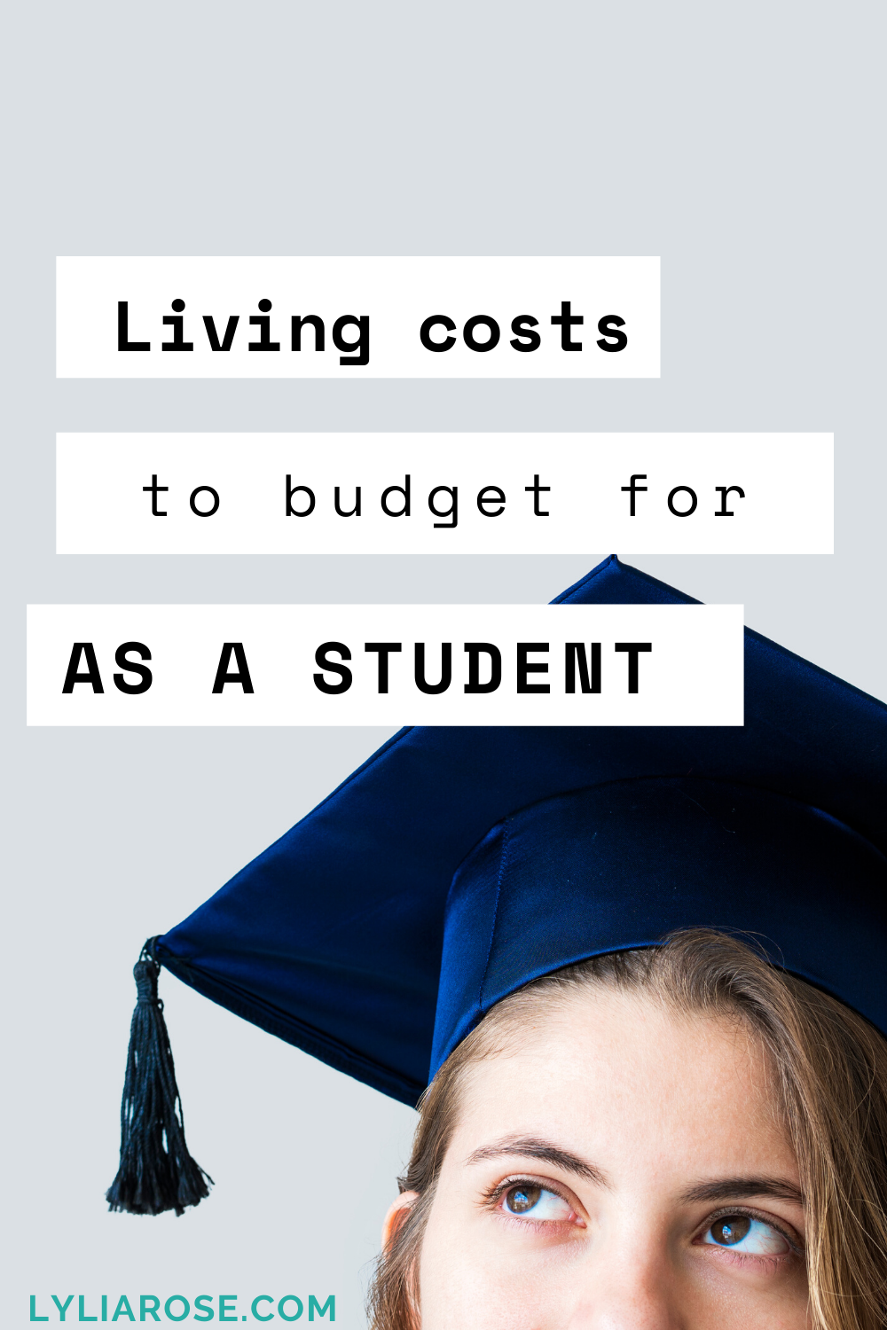Essential living costs to budget for as a student (5)