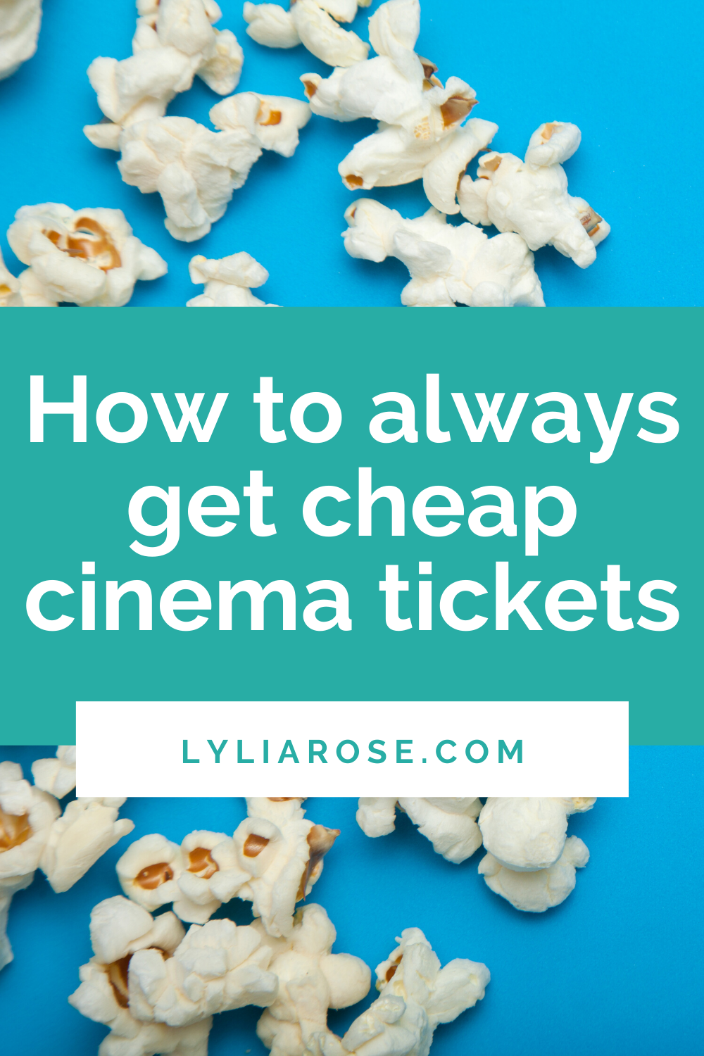 How to always get cheap cinema tickets (4)