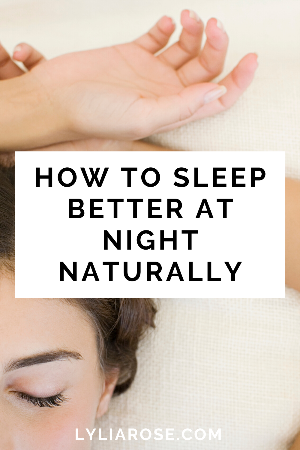 How to sleep better at night naturally (1)