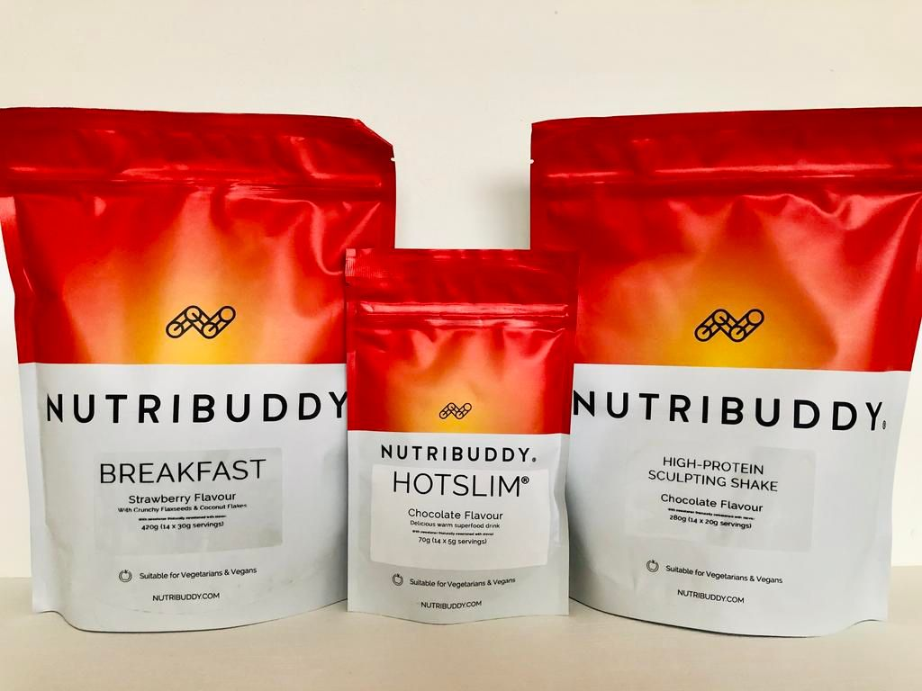 Nutribuddy review - Healthy, vegan + gluten-free shakes for when life is bu
