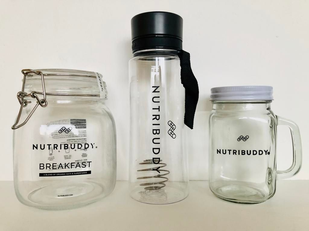 Nutribuddy review - Healthy, vegan + gluten-free shakes for when life gets