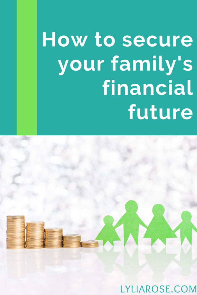 Saving money_ how to secure your familys financial future (1)
