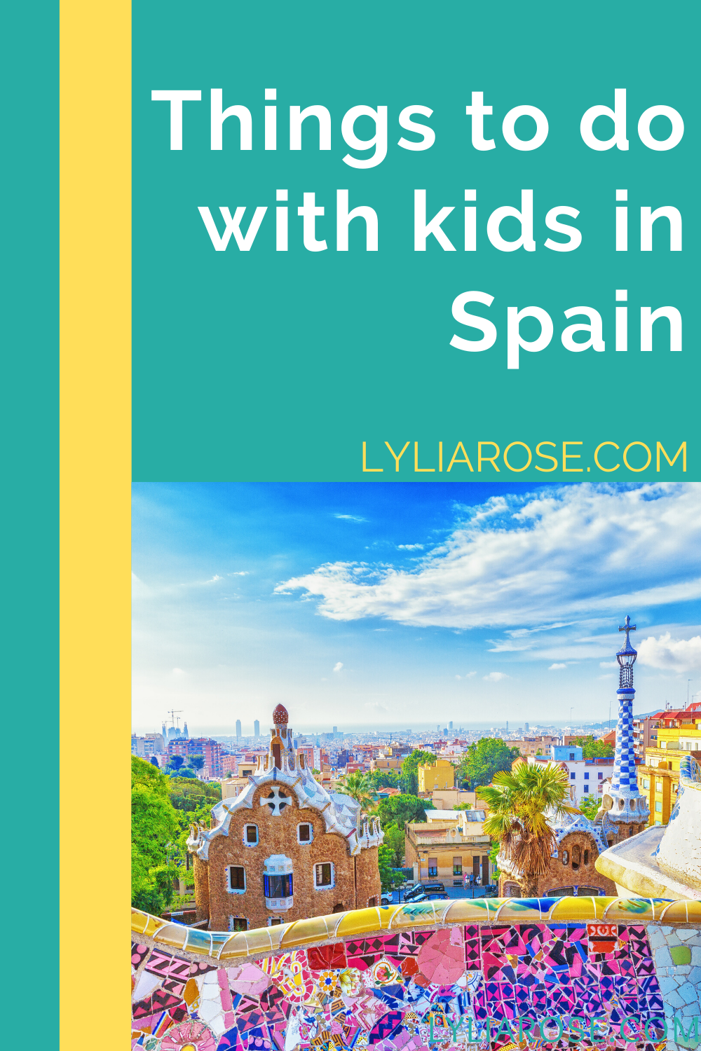 Things to do with kids in Spain