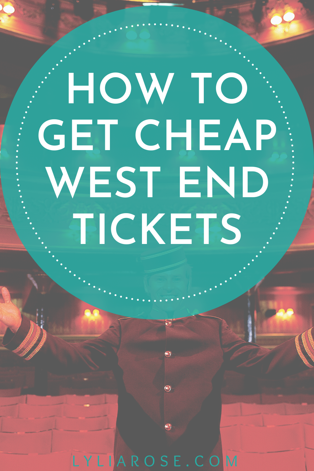 How to get cheap West End tickets (2)