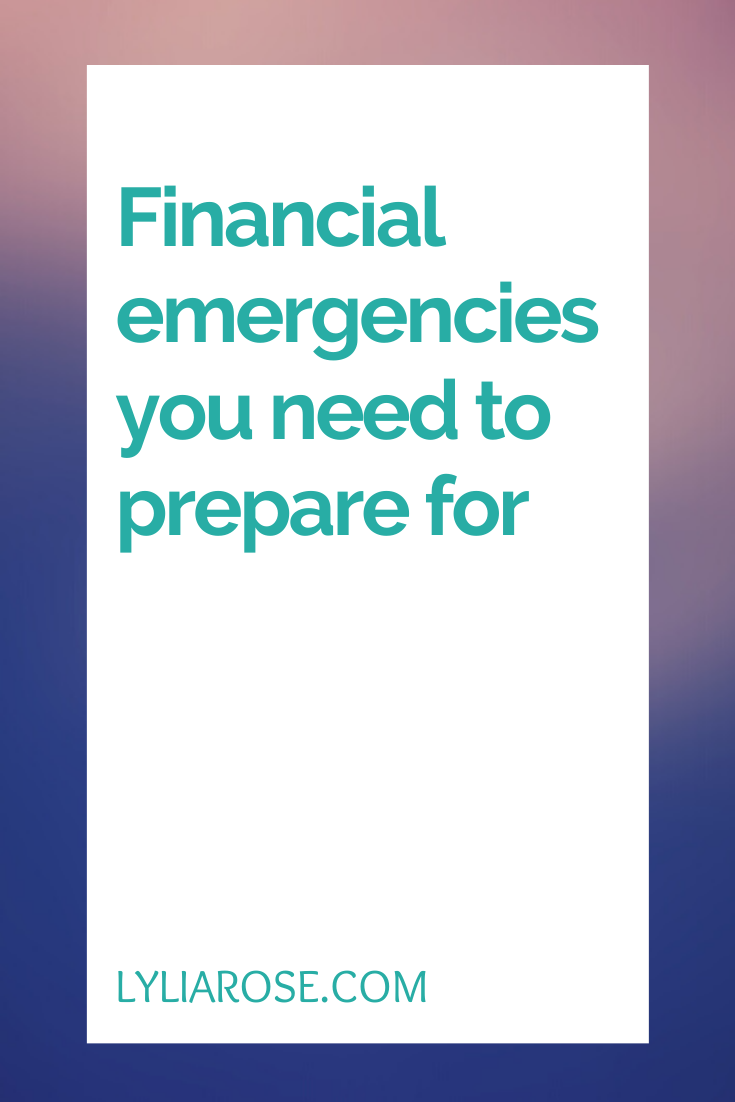 Financial emergencies you need to prepare for (2)