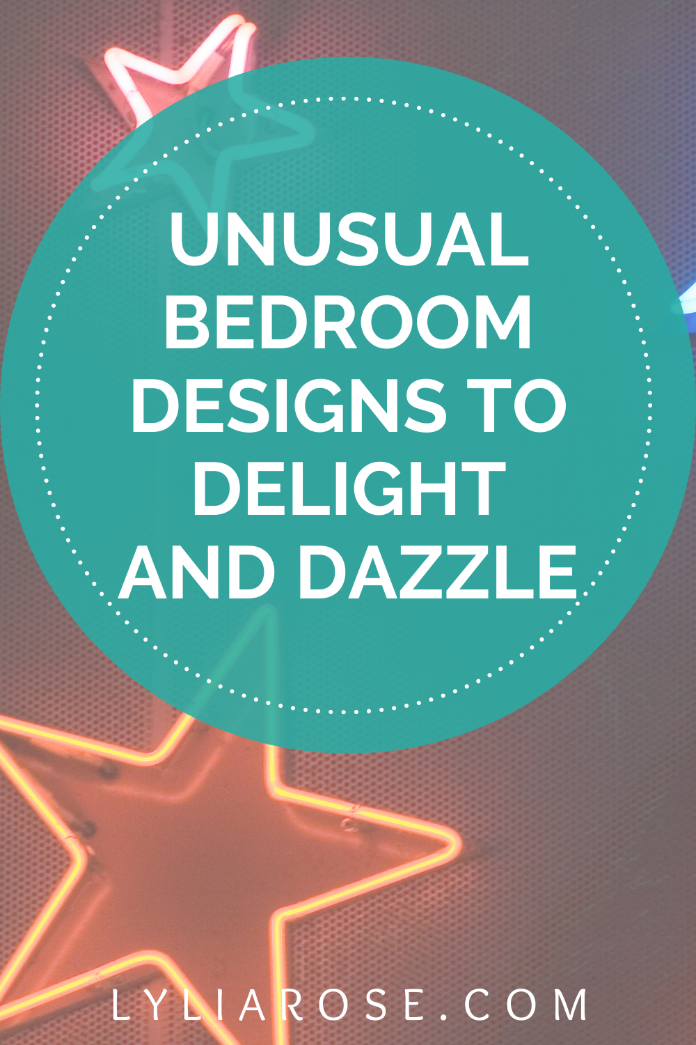 Unusual bedroom designs to delight and dazzle (1)