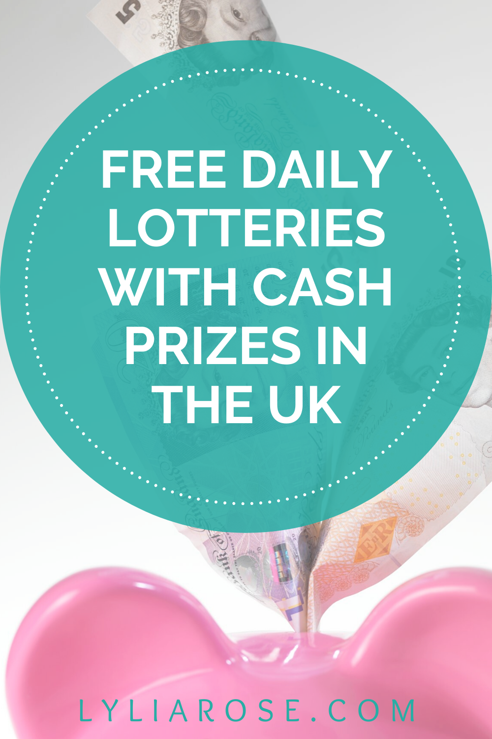 Free daily lotteries with cash prizes in the UK (1)