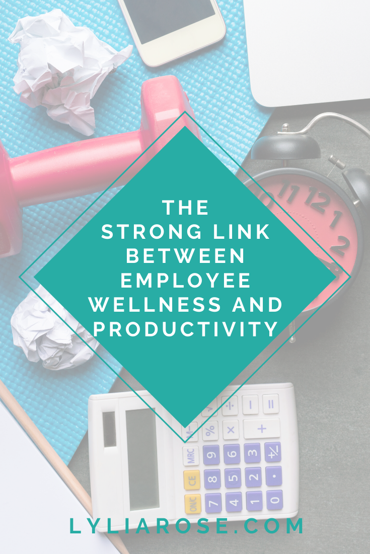 The strong link between employee wellness and productivity (2)