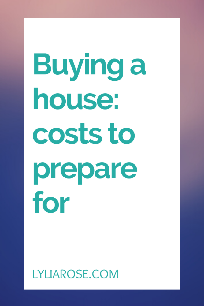 Buying a house_ the costs to prepare for