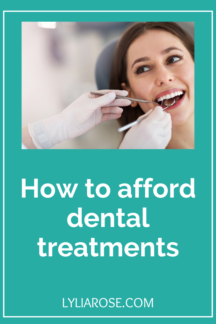 How to afford dental treatments (2)