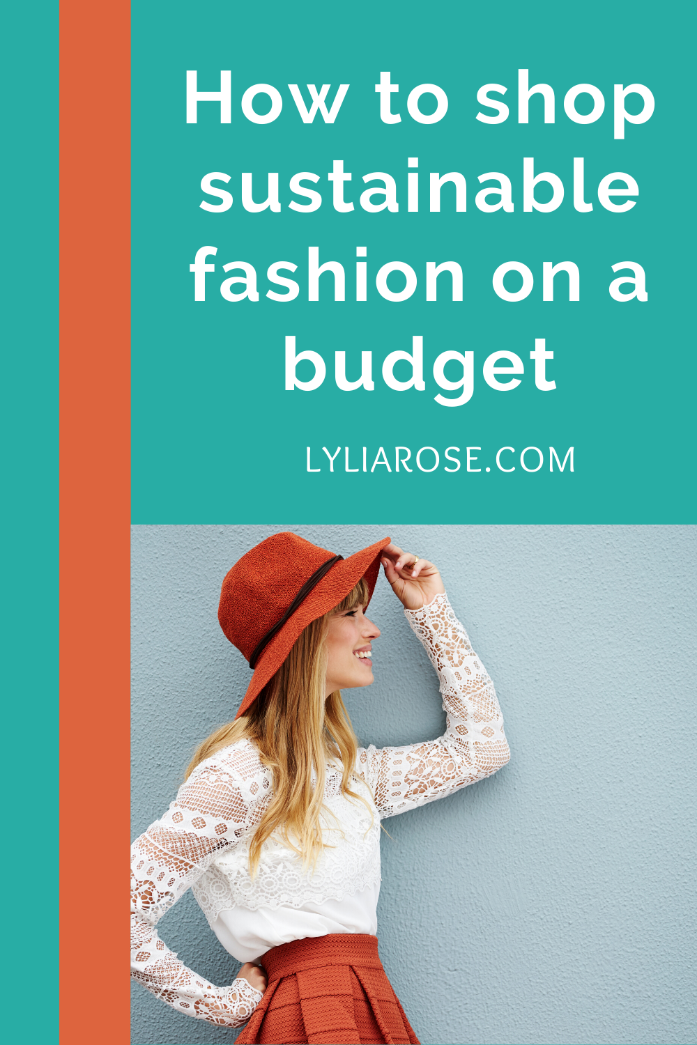 How to shop sustainable fashion on a budget