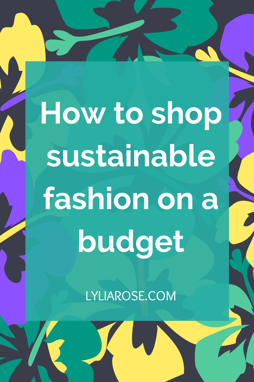 How to shop sustainable fashion on a budget (2)