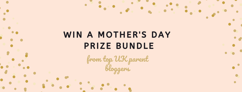 Mother's Day Prize Bundle giveaway worth £200