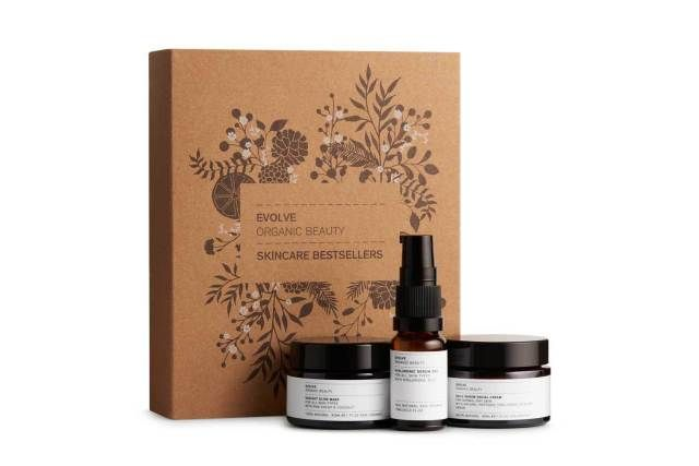 Mother's Day Prize Bundle giveaway worth £200 evolve beauty