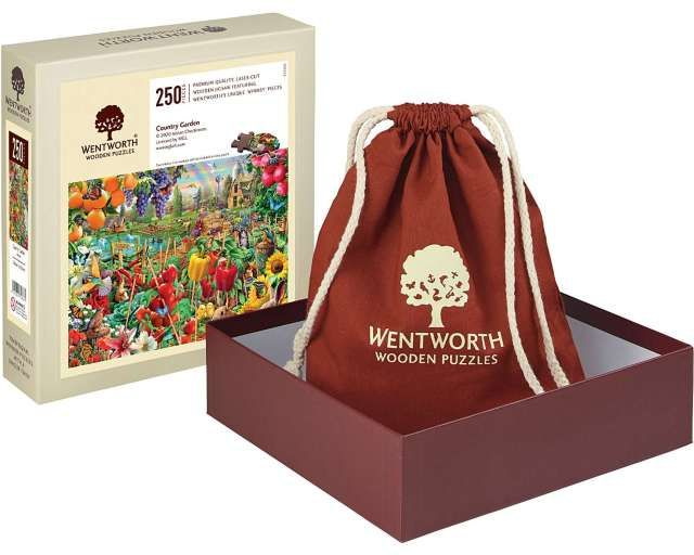 Mother's Day Prize Bundle giveaway worth £200 wentworth puzzle