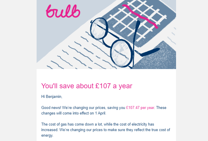 How to use Bulb referral code to save money