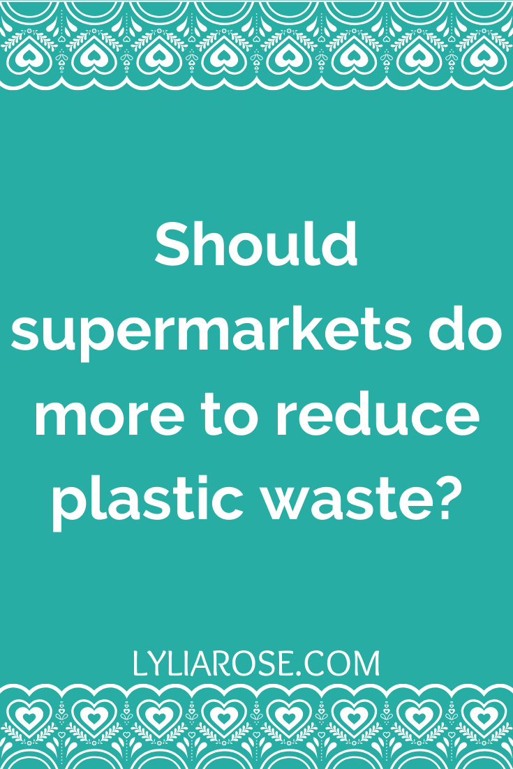 Supermarkets are finally reducing their single-plastic waste (1)