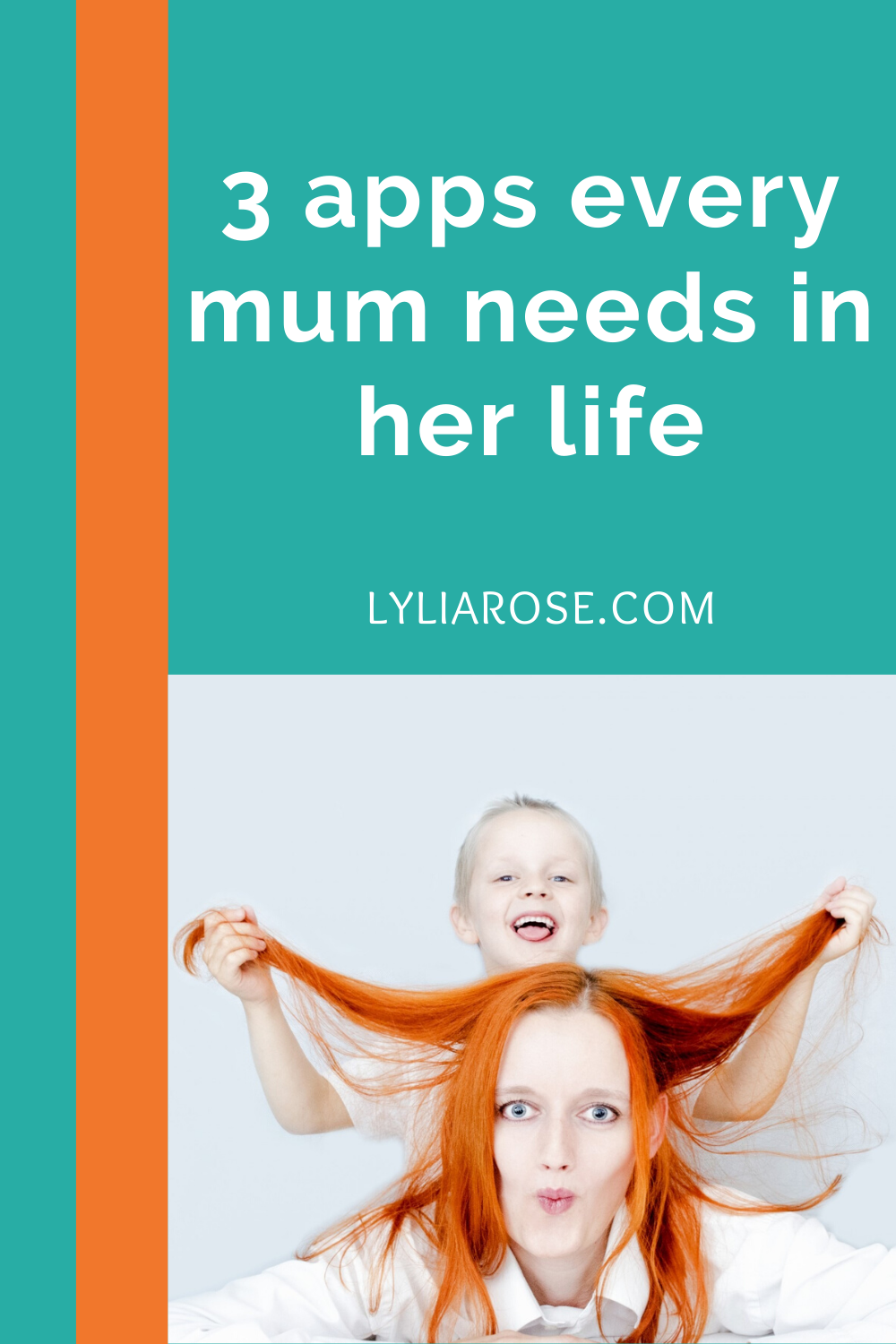 3 apps every mum needs in her life