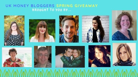 UK money bloggers spring giveaway: win one of five M&S hampers worth £50 each