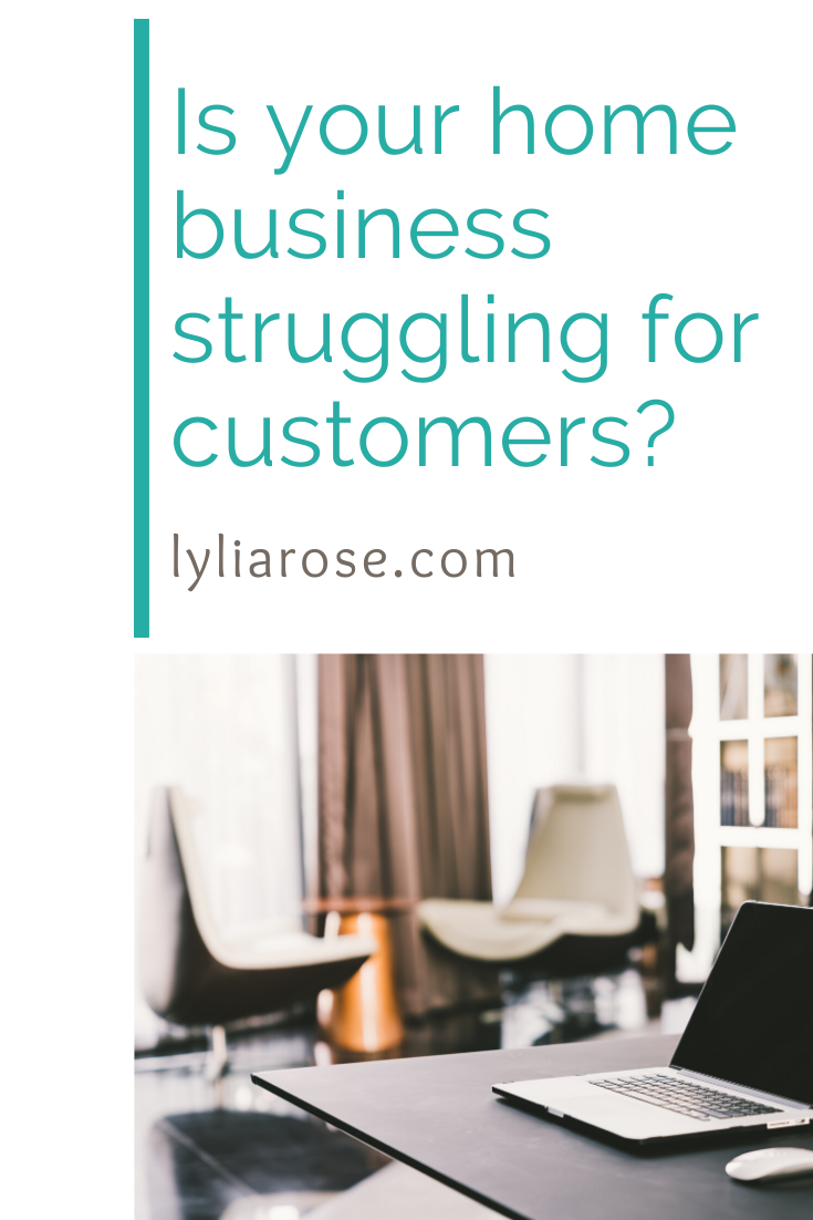 Is your home business struggling for customers_
