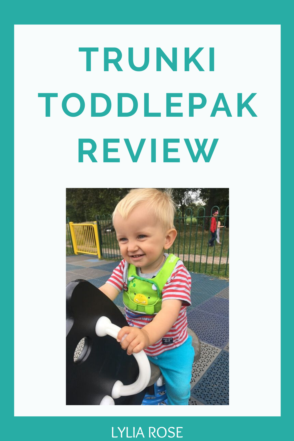 Trunki Toddlepak Review (1)