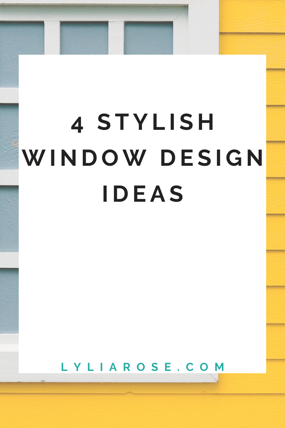 4 stylish window design ideas (1)
