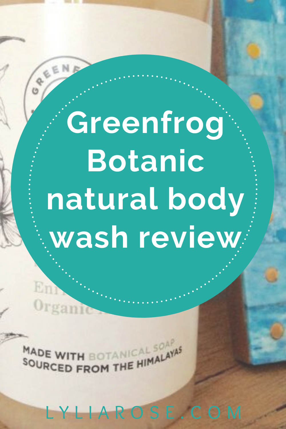 Greenfrog Botanic natural body wash review (2)